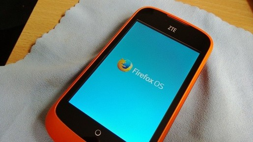 ZTE Open sử dụng FireFox OS